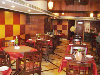 Windsor Hotel Patna Restaurant