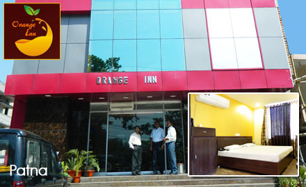 orange inn hotel patna rooms rates photos reviews deals contact no and map. Black Bedroom Furniture Sets. Home Design Ideas